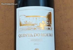 Vinho Quinta Monte Oiro 2013 rótulo dourado