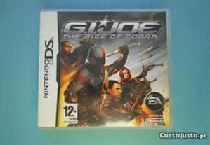 Jogo Nintendo DS - GI JOE - The rise of cobra