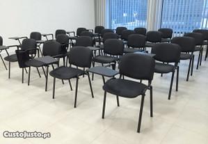 Cadeira formação c/palmatória drt esq revestida
