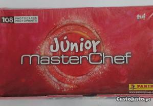 Cromos Master Chef Junior Selado em Caixa (BA)