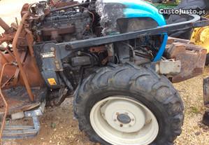 Trator-Landini REX 60 DT para peças