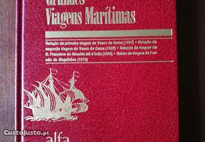 Livri das Grandes Viagens Marítimas