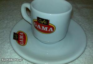 chávena de café gama