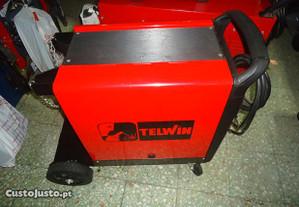 Aparelho de Soldar Telwin TelMig 250-2 Turbo (Gran