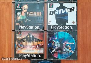 Jogos originais, PS1