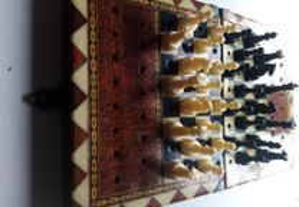 Caixa de xadrez completa