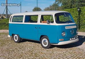 VW  Pãodeforma Kombi T2