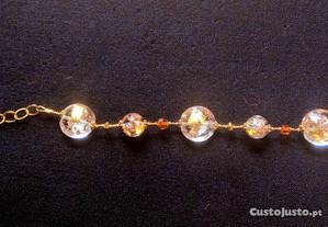 Bracelete Vidro Murano