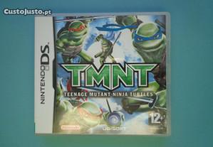 Jogo Nintendo DS - TMNT - Teenage Mutant Ninja Tur