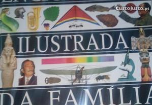 Enciclopédia ilustrada da família
