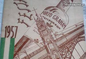 Programa das Festas da cidade do Porto 1957