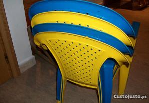 4 cadeiras