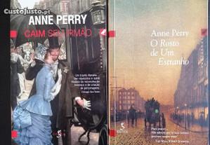 Obras Anne Perry - Gótica