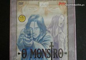 O Monstro Naoki Urasawa - Edição Limitada numerada