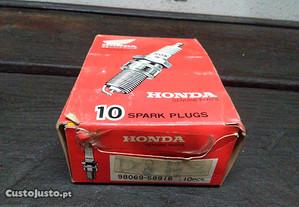 Vela NGK D8HS Honda CB125 Rosca 12mm