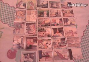 cromos187 walt disney productions,figurine panini
