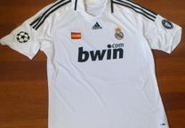 Camisola Real Madrid - Champions League
