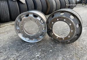 Jantes alumínio pulidas spideline 385