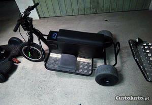 Trike eletrico de alta performance