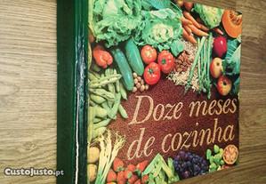 Doze meses de cozinha (1ª edição)