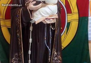 Imagem santo António 120 cm