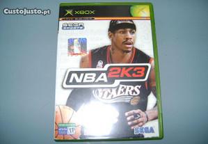 Jogo Xbox NBA 2K3 5.00