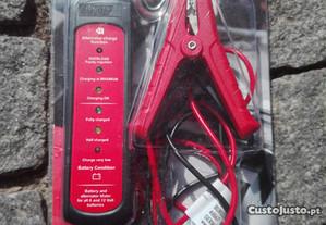 testador de baterias e alternador