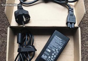 Carregador portátil Acer /Bell 19V 3.42A 5.5X1.7mm