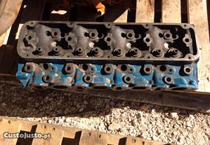 Trator- Cabeça de motor Ford 5610