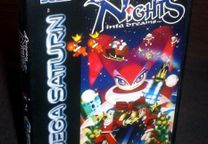 Capa Sega Saturn Christmas Nights Into Dreams