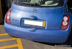 Peças Nissan Micra 1.2 gasolina 2005