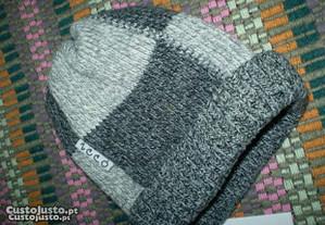 770 - Carapuço cinza 3 a 4 Anos