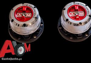 Cubos de roda manuais AVM 463HP