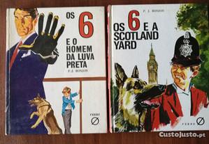 Livros da Colecção 6