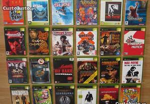 Xbox 1: 220 jogos, de R a Z