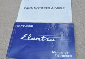 Manual instruções Hyundai Elantra