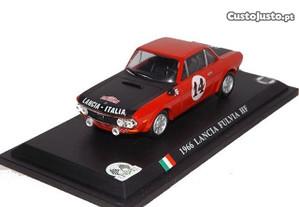 Lancia Fulvia HF - Monte Carlo 1966- Sandro Munari