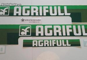 Autocolantes Agrifull 70 100 110 140 345 e outros