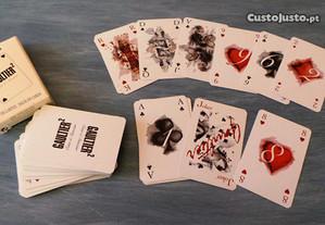 Jogo de cartas Jean Paul Gaultier