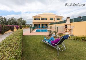 Vivenda férias Almancil perto do golf e praias
