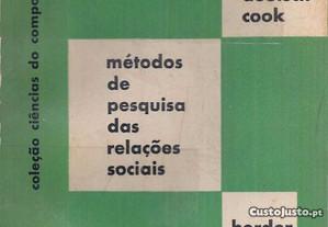 Métodos de Pesquisa das Relações Sociais