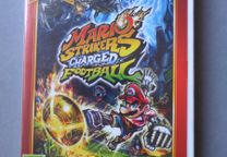 Jogo WII - Mario Strickers Charged Football