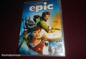 DVD-Epic/O reino secreto-Novo e selado