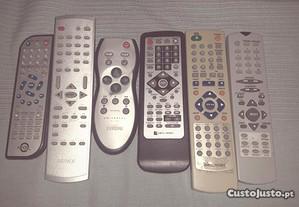 Varios Komandos - Tvs, Dvds... Etc - Ctt Grátis