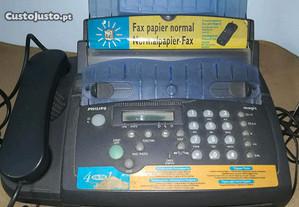 Telefone fax vintage