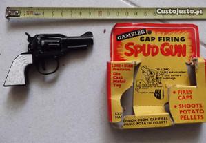 Pistola de carnaval de fulminantes
