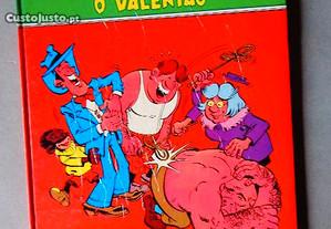Livro Banda Desenhada - Johnny Goodbye - O Valentã