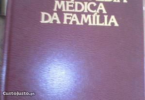 Enciclopédia Médica da família- 4 volumes