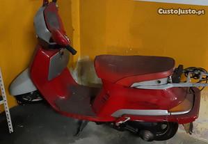 Yamaha CT 50 S