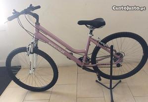 Bicicleta VRS Montanha 26 Senhora nova